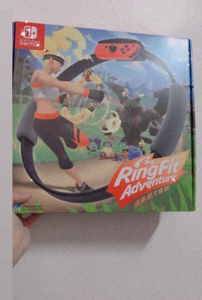 健身環+遊戲片