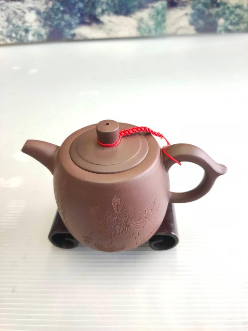 個人收藏所有物品#宜興-小井欄紫砂壺°