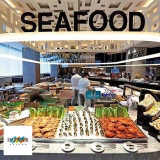 漢來海港餐廳平日晚餐券 (含服務費)