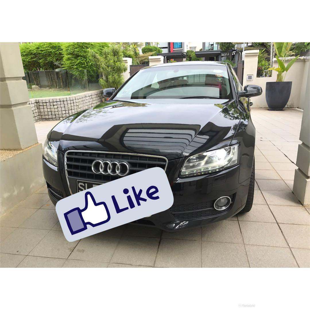 Audi A5 AUDI  /  A5 SPORTBACK 2.0 TFSI QU  Auto