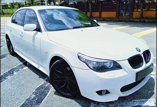 BMW 525I M-SPORT LCI 2.5AT 2008TH