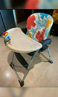 SALE Chicco highchair