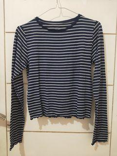 colorbox navy stripes