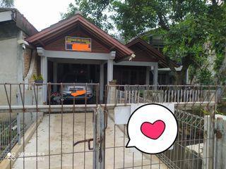 Dijual Rumah + kosan di Jatipadang 3