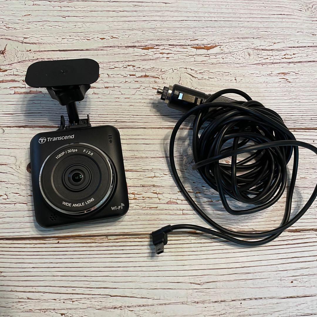 創見DriverPro200 行車記錄器