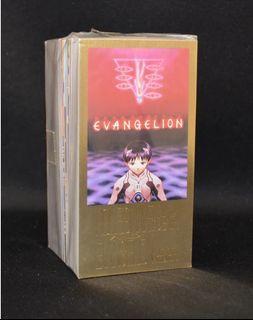 Evangelion新世紀福音戰士: 預訂/代購*Evangelion The Card Game Series-CDMW Movie Version Death&Rebirth (Full Set 132 Pecies)