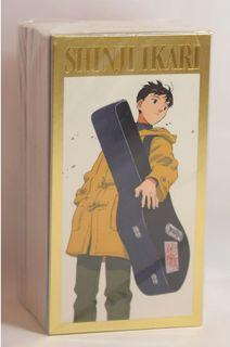 Evangelion新世紀福音戰士: 預訂/代購*Evangelion The Card Game Series-CDMW Movie Version Air (Full Set 132 Pecies)