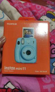 Fujifilm Instax Mini 11 Blue NEW