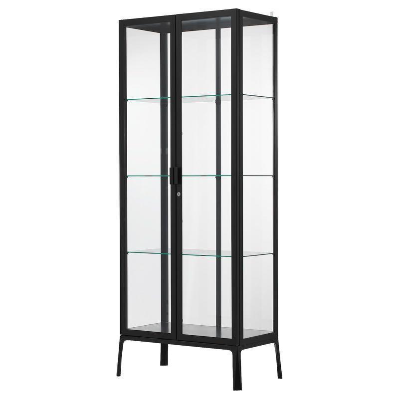 IKEA Milsbo (tall) glass shelves