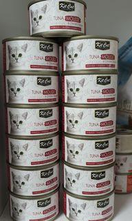 Kit Cat - Tuna Moouse & Chicken Topper