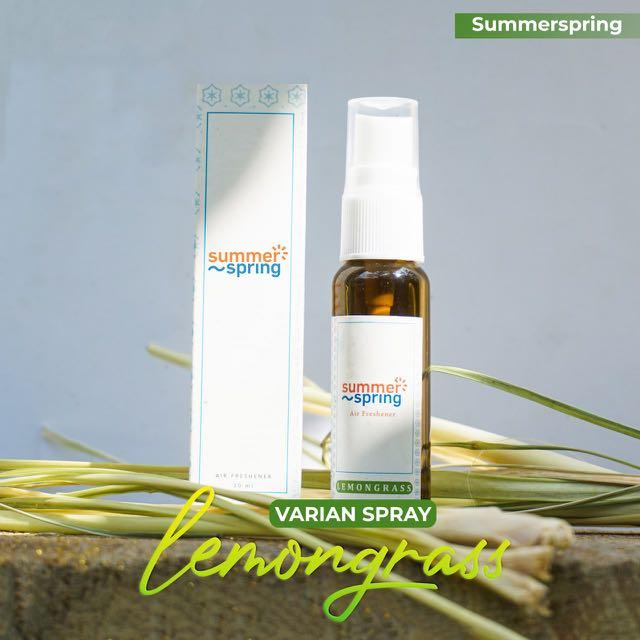 LemonGrass Summerspring Spray 30ml