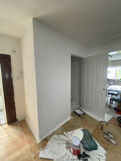 Maid/Store Room  Partition