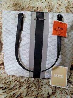 Mk Morgan Large Tote Bag