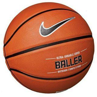 Nike baller 籃球 室外 耐磨 nike baller basketball