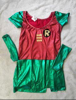 Robin Costume for Women Size S
