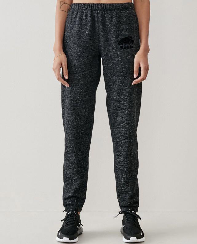 Roots Black Pepper Sweatpants