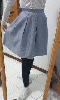Skirt  / rok bolak balik