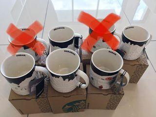 Starbucks Malaysia States Relief Mug (16oz/473ml) 🇲🇾