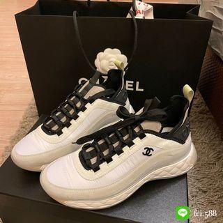 2021新款 Chanel球鞋 全新專櫃出來