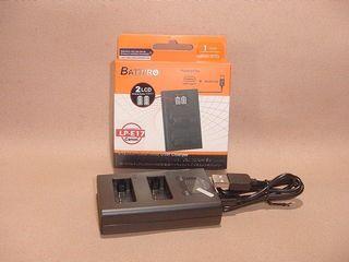 BATTPRO LP-E17 LPE17 USB雙位充電器合Canon EOS RP,EOS 850D相機請看內容一年保用