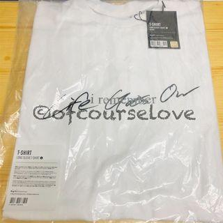 BTS BE Official Long Sleeve (XL and L)