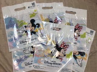 日本Disney限量袋子