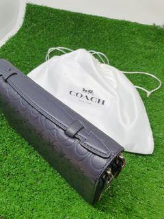 Double zipper Coach Wallet (Dijamin Original)