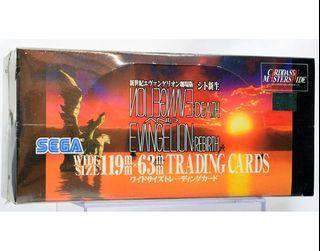 Evangelion新世紀福音戰士: 預訂/代購*Evangelion The Card Game Series-CDMW Movie Version Death&Rebirth (Full Box))