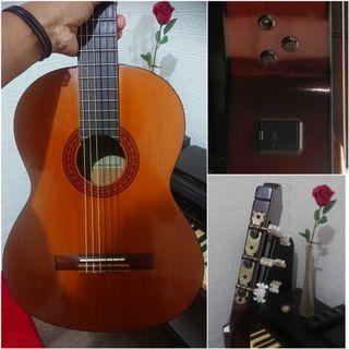 Gitar Akustik Elektrik Yamaha Ori C-350