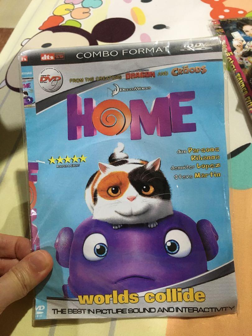 Home movie anak