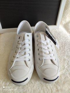 Jack Purcell Leather White