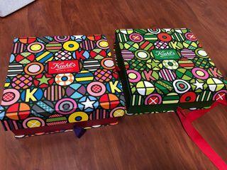 kiehls磁吸式硬包裝盒/可當收納盒