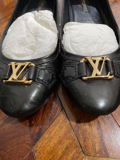 Louis Vuitton Dauphine Ballerina Flats