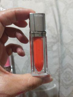 💯 Authentic Maybelline Lip gloss