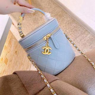 Mini Bucket Sling Bag