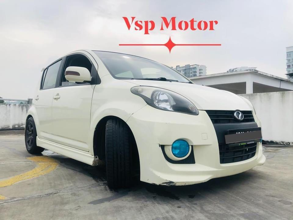 Perodua Myvi Sxi -1.3 manual (Se)