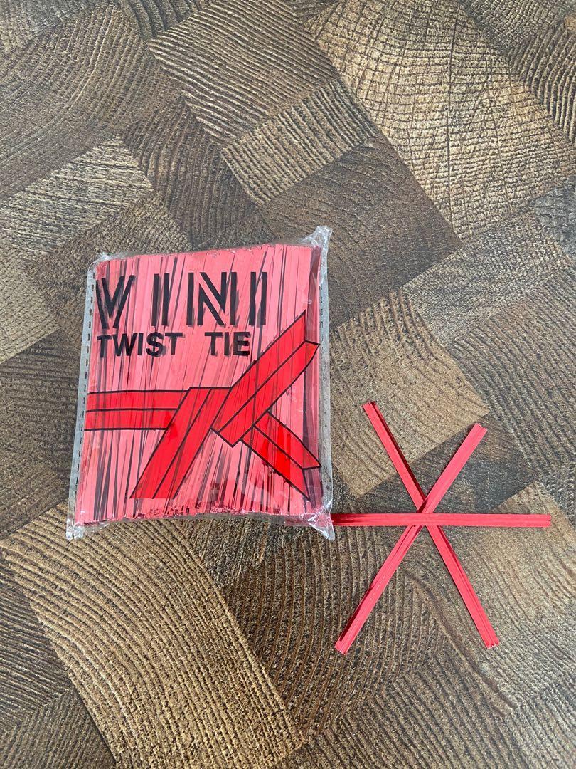 Pita Kawat Souvenir (Twist Tie)