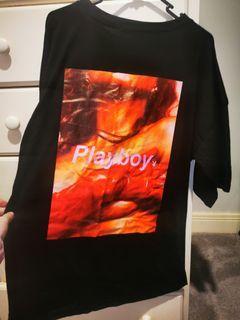 Playboy tshirt dress