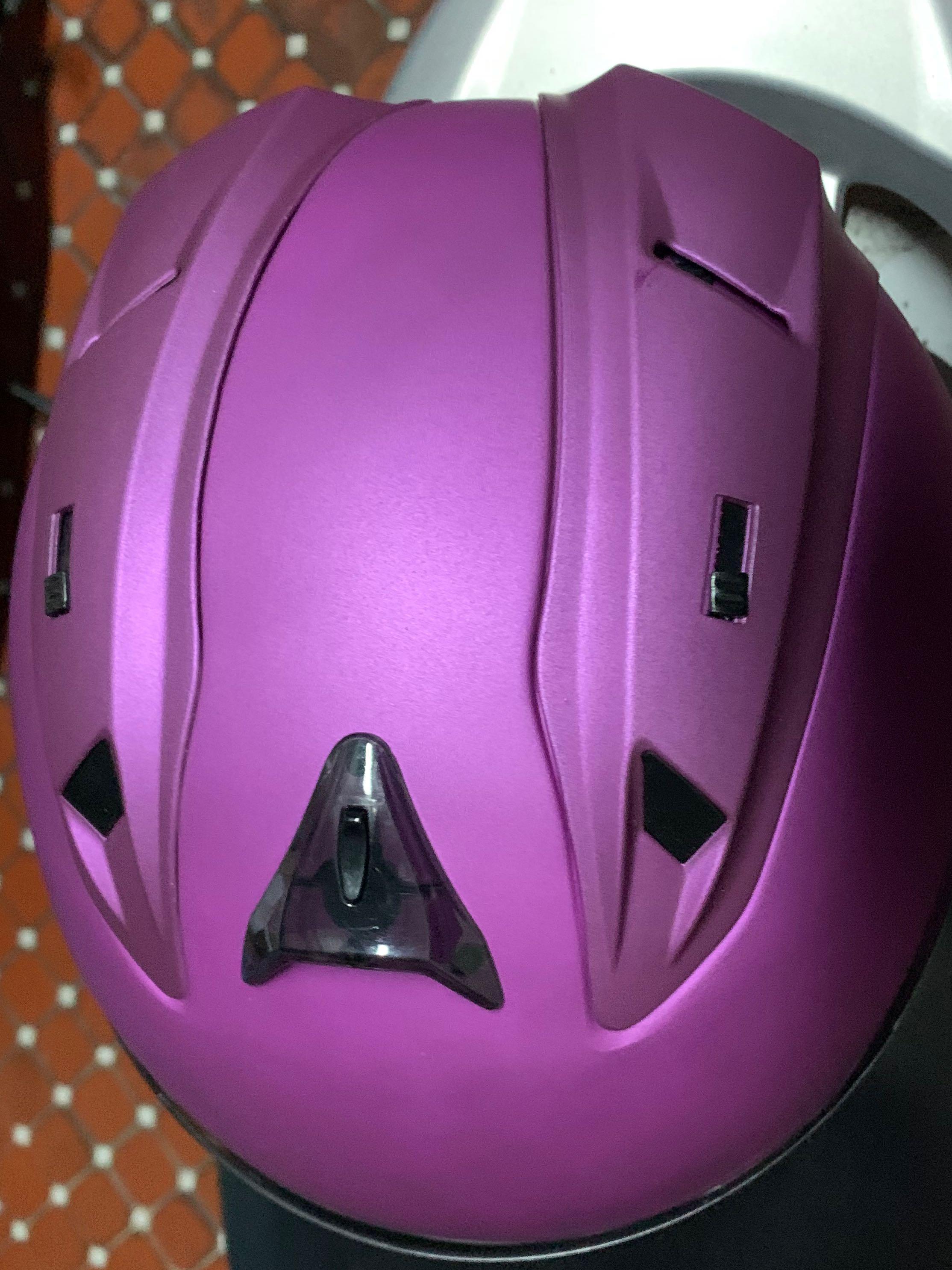 R6 3/4罩安全帽 貓耳帽 雙D扣