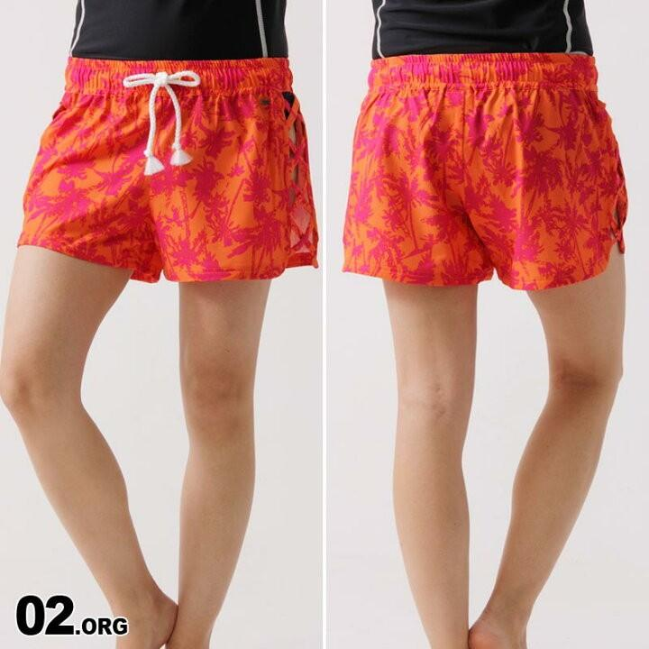 💮現貨特價💮Roxy橘紅夏威夷海灘褲 最後一件S 售完斷貨