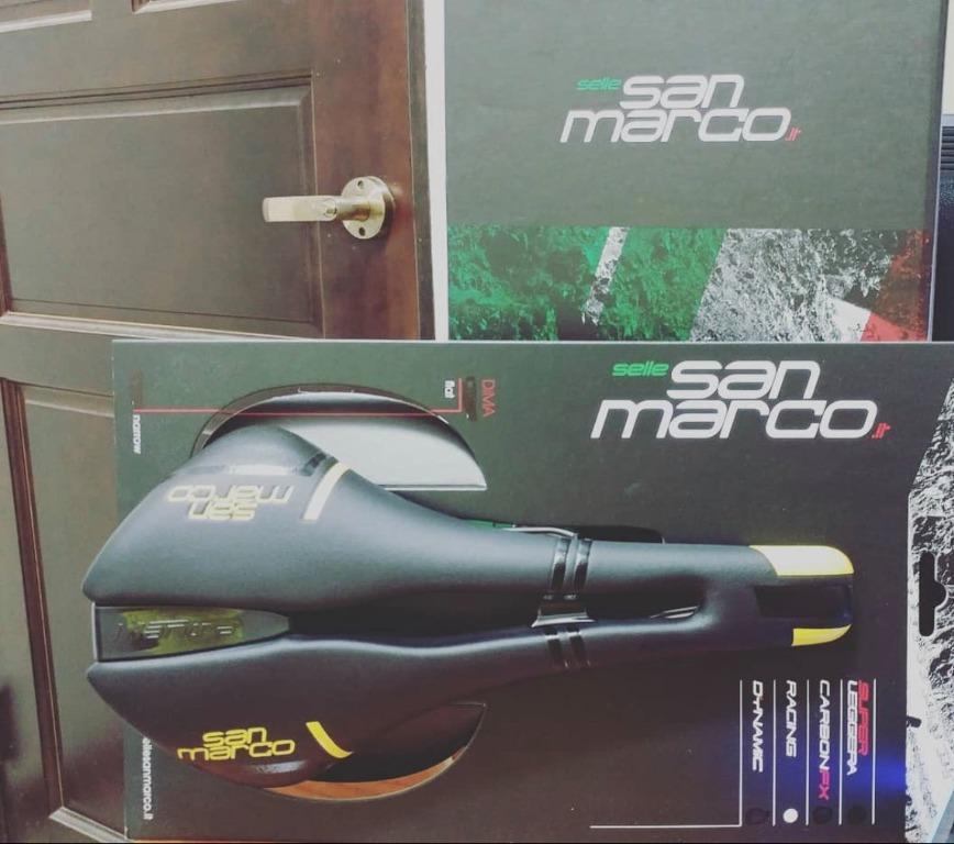 全新San marco Mantra Racing Xsilite 窄版 座墊 Xsilite座弓