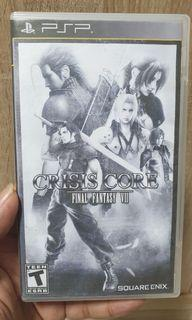 Sony PSP Final Fantasy VII Crisis Core GAME UMD ONLY