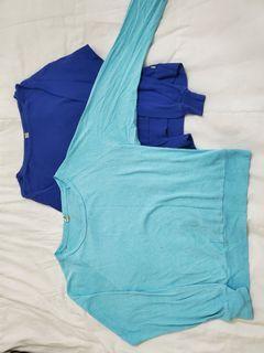 TNA Long Sleeve Lounge Shirt