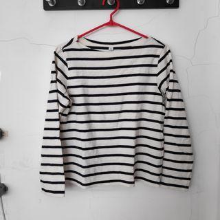 Uniqlo Stripe Shirt size S (original)