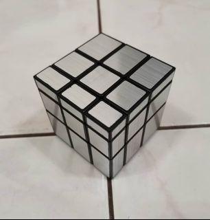 3x3 Mirror Cube (Silver)