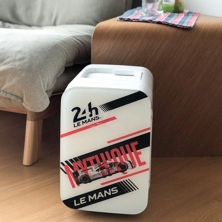 7-11利曼8大車隊限量商品-攜帶型兩用冰箱