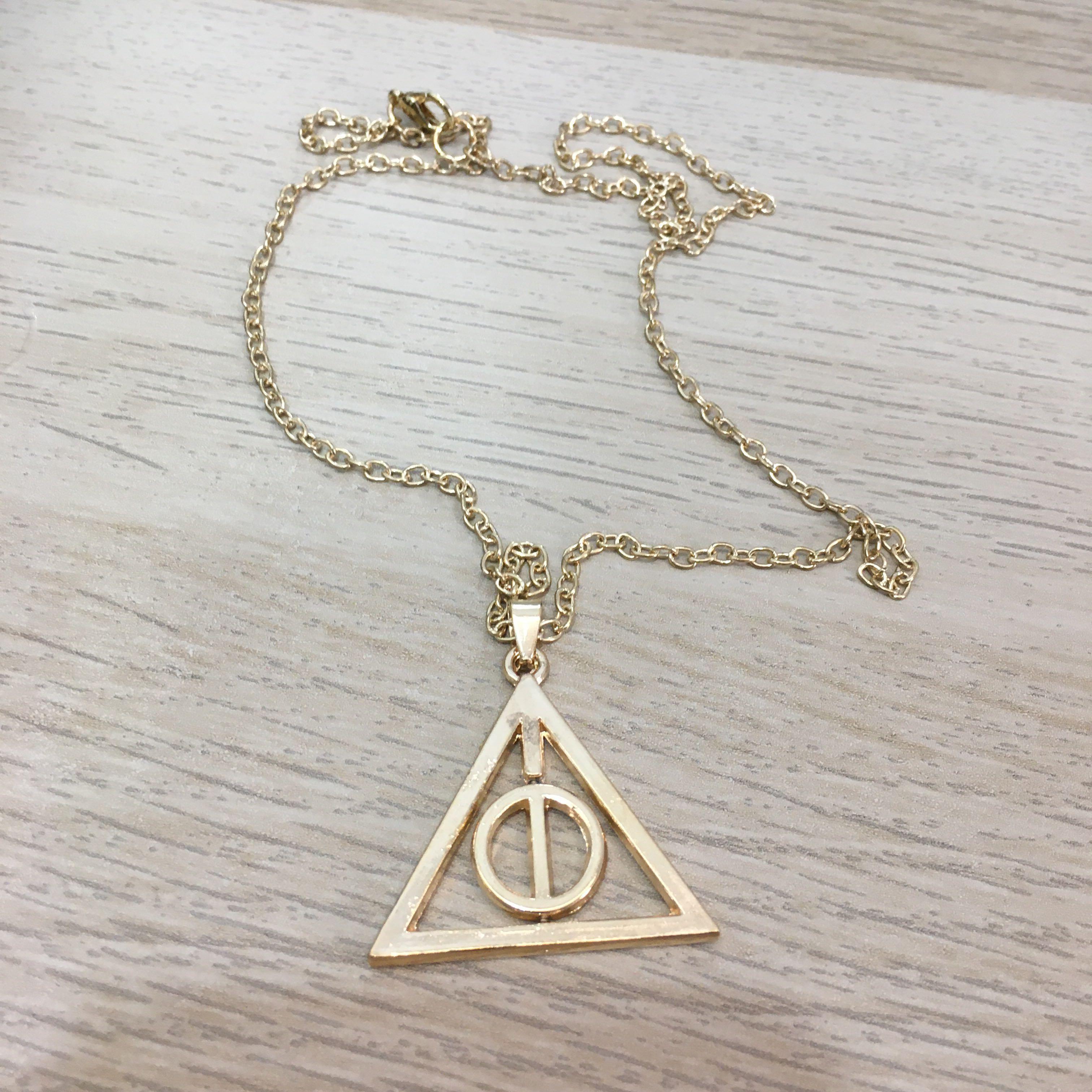 哈利波特/死神的聖物項鍊