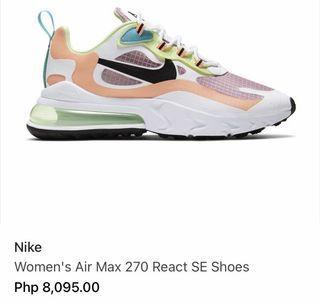 💝 Nike Air Max 270