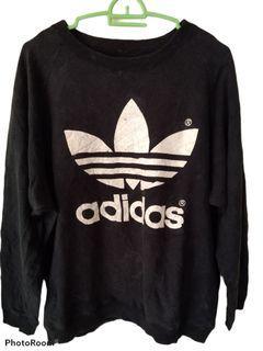 Adidas Sweatshirt Big Logo