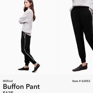 Aritzia Wilfred pants size xxs